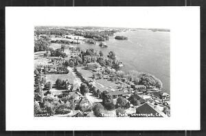 Gananoque-rppc-Tourist-Park-ON-Ontario-Canada-50s