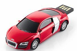 Genuine Audi R8 4GB USB Stick