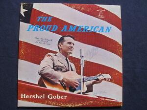 Hershel-Gober-The-Proud-American-Patroit-Records-Soldiers-look-at-Vietnam-LP-NM