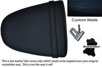 black stitch 96-00 CUSTOM FITS SUZUKI GSXR 600/750 REAR SEAT COVER