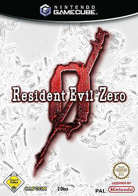 Resident Evil Zero (Nintendo GameCube, 2003)alles vorhanden,super erhalten!