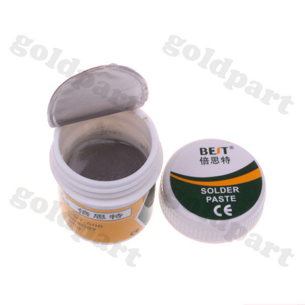 1pc 42g BEST Soldering Solder Flux Paste 63/37 25-45um
