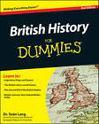 British History For Dummies by Sean Lang (Paperback, 2011)