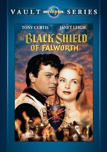 The-Black-Escudo-de-Falworth-DVD-Tony-Curtis-Janet-Leigh-Rudolph-Mate