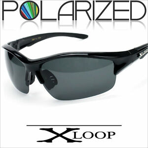 Mens-Sports-Sunglasses-Polarized-Golf-Cycling-Fishing-X-Loop