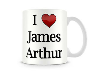 Christmas-Stocking-Filler-I-Love-James-Arthur-XFactor-Printed-Mug-Ideal-Gift