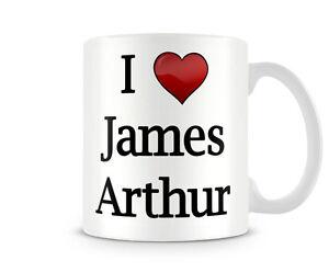 Christmas-Stocking-Filler-I-Love-James-Arthur-XFactor-Printed-Mug-Ideal-Gift