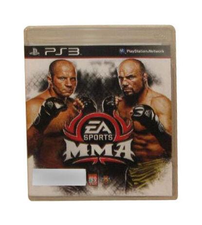 EA Sports MMA Sony Playstation 3