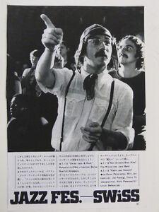1970s-jazz-magazine-photo-cutting-7x10-FRANCOISE-LINDEMANN-barbie-SWISS