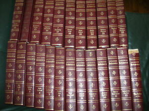 ENCYCLOPEDIA-BRITANNICA-1969-Complete-24-Vol-Set