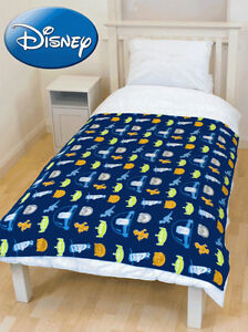 Disney-Pixar-Toy-Story-3-Fleece-Kuschel-Fleecedecke-150x120-Decke-NEU-Woody-Buzz