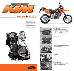 KTM-400-625-640-660-LC4-ENDURO-SUPERMOTO-Repair-Manual-on-cd-pdf