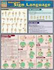 American Sign Language: Reference Guide by BarCharts (Other book format, 2001)