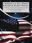 America's All-Time Favourite Piano Pieces by AMSCO Music (Paperback, 2007)