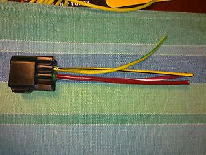 Suzuki Starter Relay solenoid CONNECTOR PLUG TL1000 GSXR