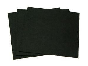 18-x-18-Sheets-Sticky-Back-Self-Adhesive-Acrylic-Felt-Fabric-Black