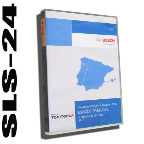 TomTom Spagna Portogallo Navi CD 2017 Blaupunkt e VW RNS 300 FORD ex Audi BNS 5.0