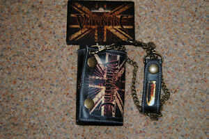 BULLET-FOR-MY-VALENTINE-UNION-JACK-CHAIN-WALLET-BFMV-BNWT-OFFICIAL-FEVER-POISON