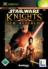 Star Wars: Knights Of The Old Republic (Microsoft Xbox, 2003, DVD-Box)