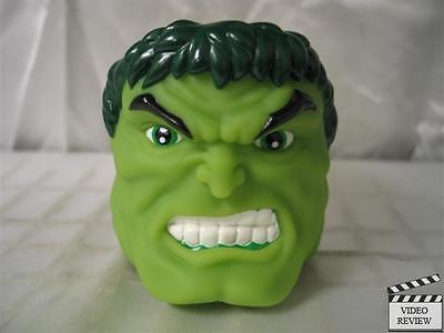 Incredible Hulk children's cup, mug, Marvel Comics; Applause NEW; Plastic