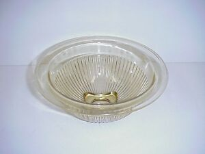 DEPRESSION-YELLOW-GLASS-MIXING-BOWL-FEDERAL-GLASS-COMPANY