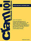 Studyguide for Financial Management of Health Care Organizations - An Introduction to Fundamental Tools, Concepts and Applications by Zelman, ISBN 978 by Cram101 Textbook Reviews (Paperback / softback, 2010)
