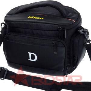 Camera-Case-Bag-DF-For-Nikon-Digital-SLR-D3200-D5100-D7000-D90-D80-D3100-D800-E