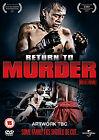 Return To Murder (DVD, 2012)