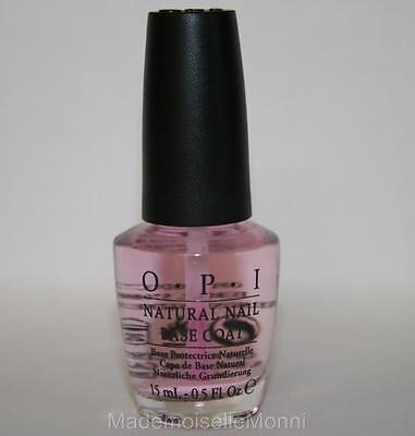 *** OPI Nail Treatments Natural Base Coat T10 0.5 fl oz