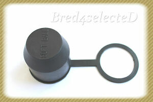 Towbar-Towball-Soft-Plastic-Cap-Cover-Black-Tow-Ball-Tow-ball-Towing-Protect-Car