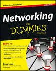 Networking For Dummies by Doug Lowe (Paperback, 2013)