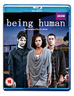 Being Human - Series 4 - Complete (Blu-ray, 2012, 3-Disc Set)