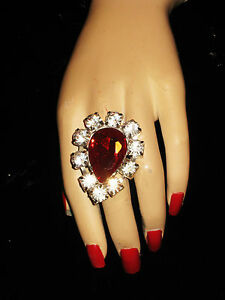 Drag Queen Jewelry Rings