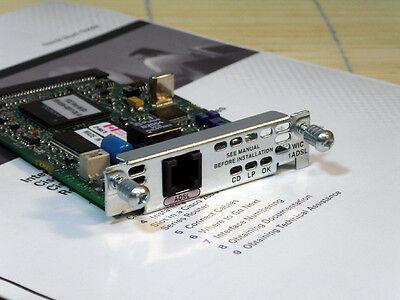 Cisco ORIGINAL WIC-1ADSL f. Cisco 1700/2600/3700 Router