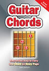 Guitar Chords: Easy to Use, Easy to Carry, One Chord on Every Page by Jake Jackson (Spiral bound, 2006)