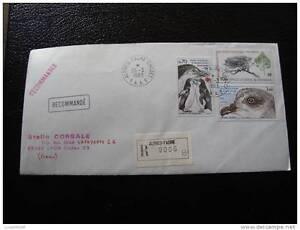 TAAF-lettre-26-3-83-timbre-yvert-et-tellier-n-81-82-aerien-60-cy4