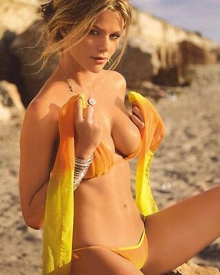 Brooklyn Decker 8x10 Photo. Color Picture #2721 8 x 10. Free Shipping!
