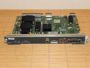 Cisco ws-x45-sup7l-e Catalyst Switch 4500 e-series superviseur 520 Gbits/s