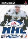 NHL 2001 (Sony PlayStation 2, 2000, DVD-Box)