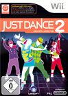 Just Dance 2 (Nintendo Wii, 2012, DVD-Box)