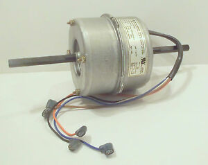 Whirlpool air conditioner fan motor 1184496 4388502 ebay for Air conditioner motor price