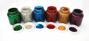 GLITTER-PAINT-100ml-Red-Gold-Silver-Blue-Purple-Green
