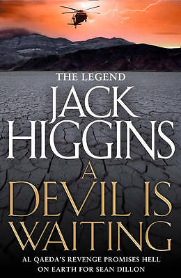 """AS NEW"" A Devil is Waiting (Sean Dillon Series, Book 19), Higgins, Jack, Book"