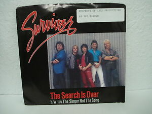 Survivor: The Search Is Over (Video 1985) - IMDb