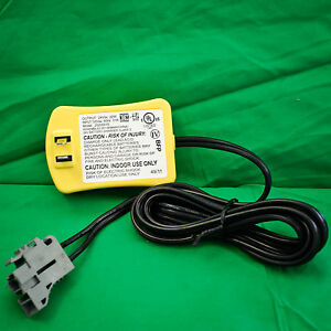 New peg perego 24 volt battery charger superpower ebay image is loading new peg perego 24 volt battery charger superpower publicscrutiny Images
