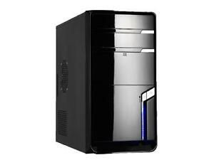 Best-Value-Piano-Black-Micro-ATX-Desktop-PC-Case-500-Watt-Power-Supply-New