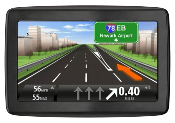 TomTom VIA 1500 - US \u0026 Canada and Mexico Automotive Mountable for