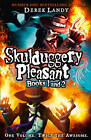 Skulduggery Pleasant 1 & 2: Two Books in One by Derek Landy (Paperback, 2013)