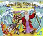 Moses Big Adventure: Lift the Flap Bible Book by Authentic Lifestyle (Board book, 2013)