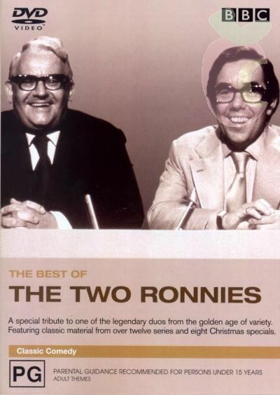 The Best Of The Two Ronnies : Vol 1 (DVD, 2002 release)